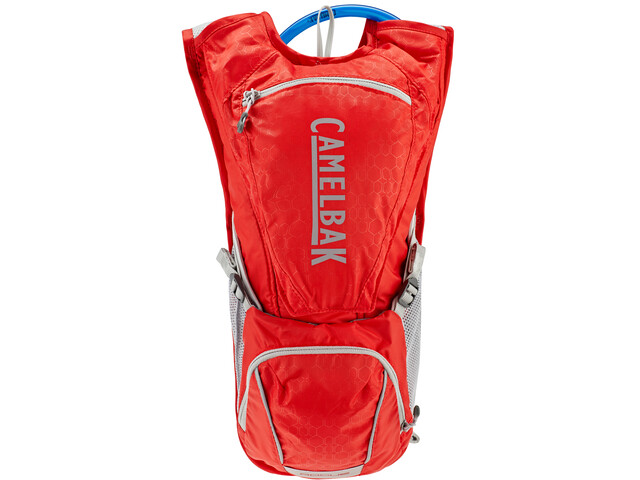 CamelBak Rogue fietsrugzak 2,5l, racing red/silver